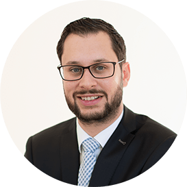 Profilfoto Rechtsanwalt Mag. Daniel Wolff